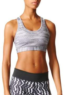 adidas Techfit Double Knit Sports Bra
