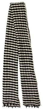 Isabel Marant Cashmere Knit Scarf