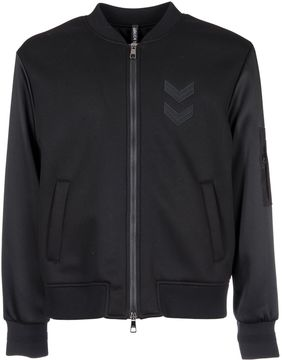 Neil Barrett Patched Bomber