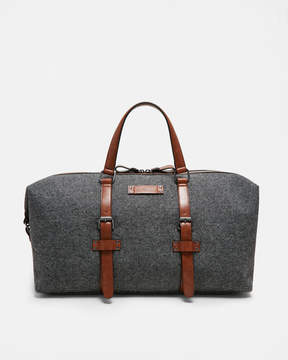 Ted Baker Woolblend holdall
