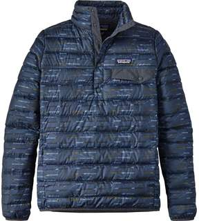 Patagonia Down Snap-T Pullover Jacket - Women's