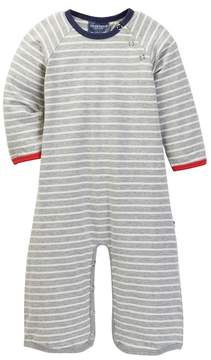 Toobydoo Mr. Modern Striped Jumpsuit (Baby Boys)