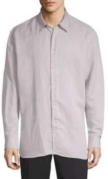 J. Lindeberg Daniel Linen Shirt