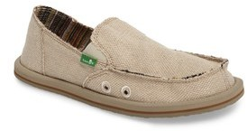 Sanuk Girl's Lil Donna Slip-On