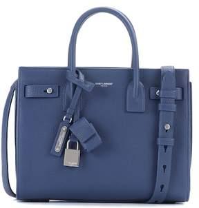 Saint Laurent Sac De Jour Baby leather shoulder bag