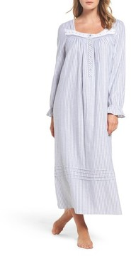 Eileen West Women's Stripe Nightgown