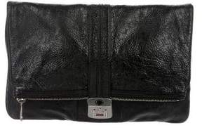 Marc by Marc Jacobs Leather Flap Clutch