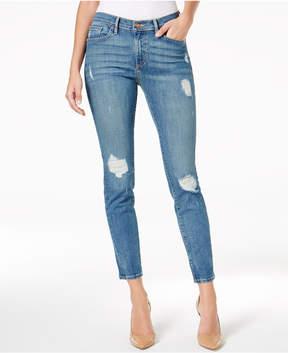 Buffalo David Bitton Faith Distressed Skinny Jeans