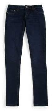 Tractr Girl's Distressed Jeans