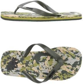 Neil Barrett SUNDEK by Toe strap sandals