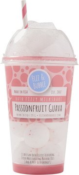 Fizz & Bubble Passion Fruit & Guava Milkshake