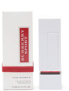 Burberry for Ladies Eau de Toilette Spray, 2.5 oz./ 75 mL