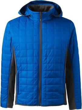 Lands' End Lands'end Men's Hybrid Fleece Jacket