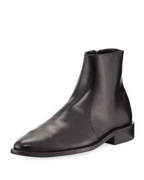 Balenciaga City Leather Ankle Boot