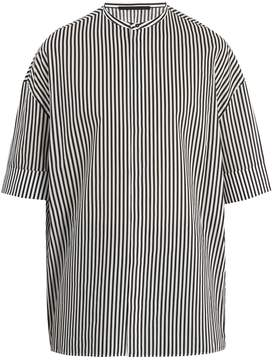 Haider Ackermann Oversized striped shirt