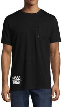 Rocawear 10 MEN 10 Men Short Sleeve Crew Neck T-Shirt