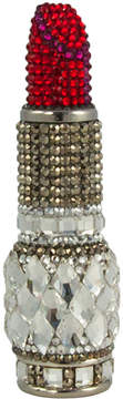 Judith Leiber Couture Crystal Lipstick Pill Box