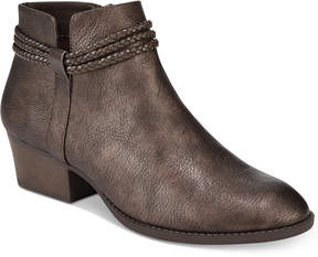 Style&Co. Style & Co Women's Fellicity Ankle Booties, Created for Macy's Women's Shoes
