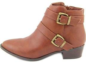 Material Girl Womens Cady Pointed Toe Ankle Fashion Boots.