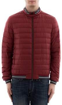 Herno Men's Red Polyamide Down Jacket.