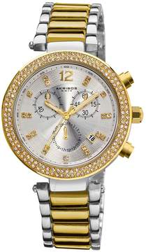 Akribos XXIV Crystal Ladies Watch