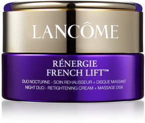 Lancome Renergie French Lift Moisturizing Night Cream
