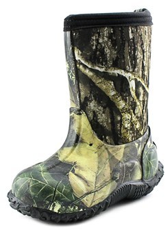 Bogs Classic High Round Toe Canvas Hunting Boot.