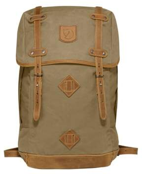 Fjallraven Men's 'Rucksack No. 21' Large Backpack - Brown