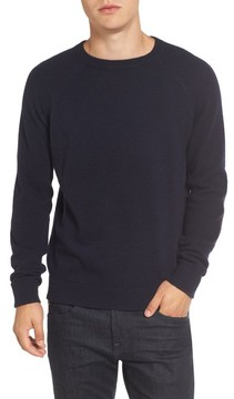 French Connection Men's Crewneck Wool Sweater