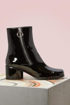 Marc Jacobs Crawford Double Zip Ankle Boots