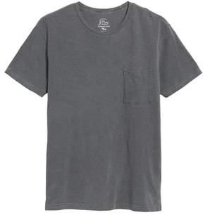 J.Crew Slim Fit Garment Dyed T-Shirt