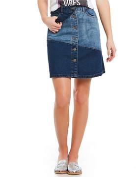 Noisy May Sunny High-Waisted Skirt