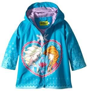 Western Chief Frozen Elsa Anna Rain Coat Girl's Coat