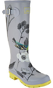 Joules Welly Printed Rain Boots