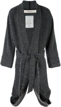 Damir Doma 'Ciro' wrap coat
