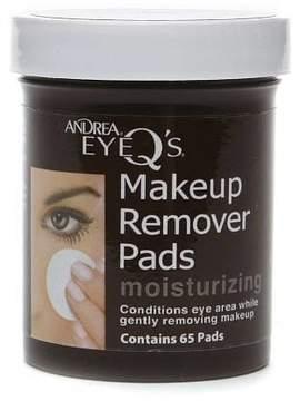 Andrea EyeQ's Eye Make-Up Remover Pads Moisturizing
