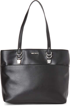 Nine West Black Birgitta Tote