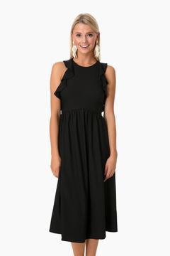 Do & Be Do+Be Black Laria Dress
