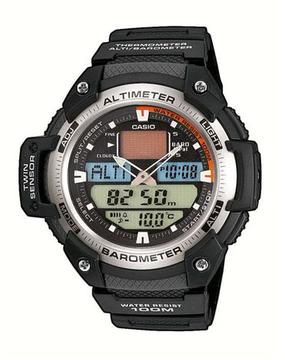 Casio SGW-400H-1BV Men's Sport Gear Watch