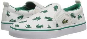 Lacoste Kids Gazon Girl's Shoes