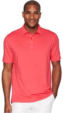 Callaway Opti-Dritm Micro-Hex Solid Polo Men's Clothing