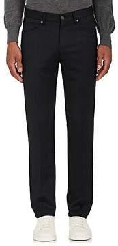 Incotex Men's M-Body Modern-Fit Stretch-Wool 5-Pocket Pants