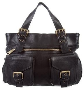 Marc Jacobs Stella Tote Bag - BLACK - STYLE