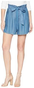 Bishop + Young Tencel Paperbag Shorts Women's Shorts