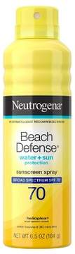 Neutrogena® Beach Defense Broad Spectrum Sunscreen Body Spray - SPF 70 - 6.7oz