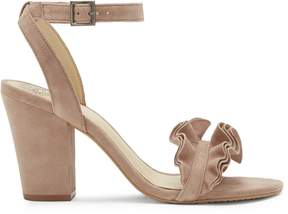 Sole Society Vinta Ruffled Sandal