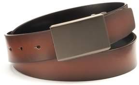 Apt. 9 Men's Matte Plaque Reversible Leather Belt