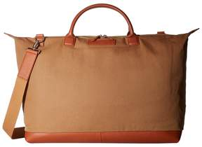WANT Les Essentiels Hartsfield Weekender Tote Tote Handbags