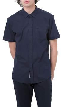 7 Diamonds Men's City Savior Woven Shirt