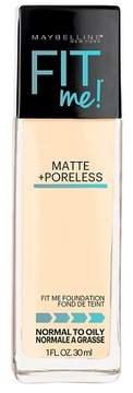 Maybelline® FIT ME!® Matte + Poreless Foundation